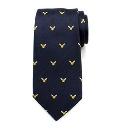 Golden Snitch Dot Tie