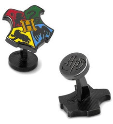 Hogwarts Shield Cufflinks
