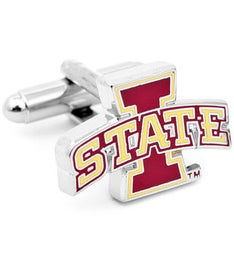Iowa State Cyclones Cufflinks