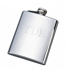 Custom Polished Matte Finished Flask