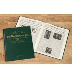 Washington Post 40's Decade Book