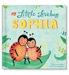 My Little Love Bug Personalized Storybook