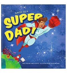 Super Dad Personalized Storybook