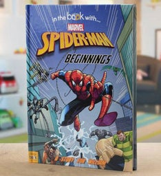 Personalized Spiderman Storybook