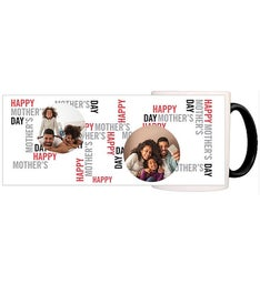 Personalized Mom 90 Degrees Magic Mug