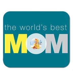 Personalized Best Mom Mouse Pad