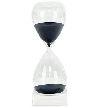 Personalized 60 Minute Sand Timer