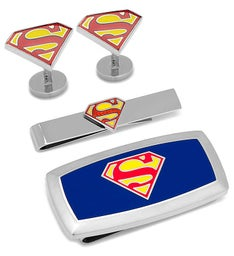 Superman Shield 3-Piece Gift Set
