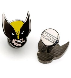 Wolverine Mask Cufflinks