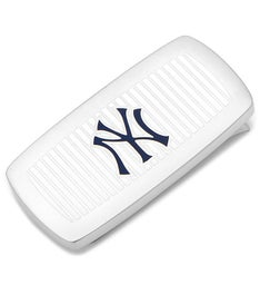 Yankees Pinstripe Cushion Money Clip