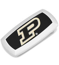 Purdue University Boilermakers Cushion Money Clip