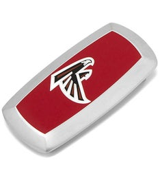 Atlanta Falcons Cushion Money Clip