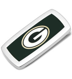 Green Bay Packers Cushion Money Clip