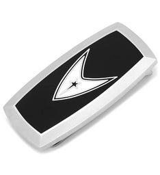 Delta Shield Cushion Money Clip