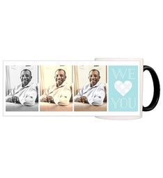 Personalized We Love You Magic Mug