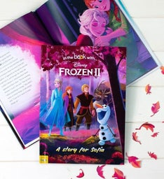Personalized Frozen Book 2