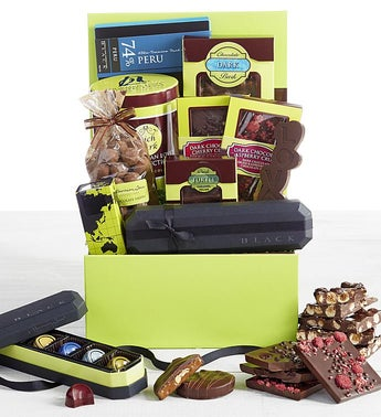 Norman Love Dark Chocolate Lovers Gift Tower