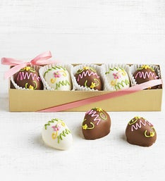 The Sweet Shop Easter Egg Truffle Flight Box
