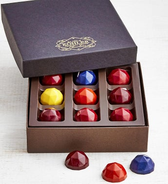 Kohler Rare Facets Chocolates