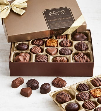 Ethel M Chocolates Classic Collection 32pc