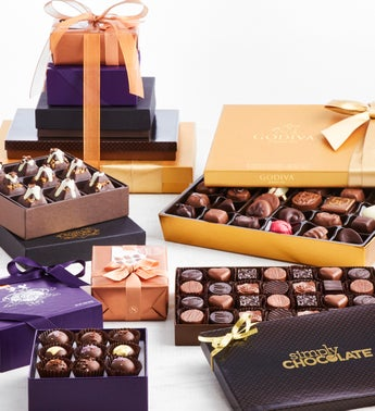 Exclusive Chocolates of Distinction Tower
