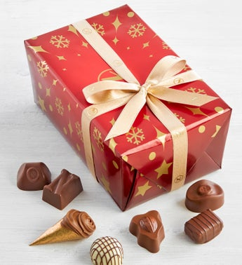 Neuhaus Holiday Belgian Chocolate Ballotin