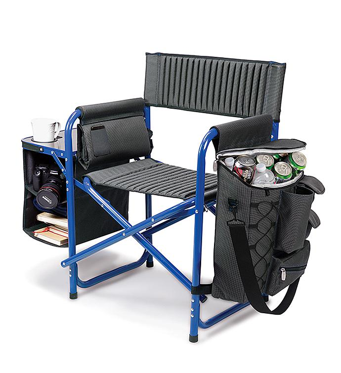 Fusion Backpack Chair with Cooler