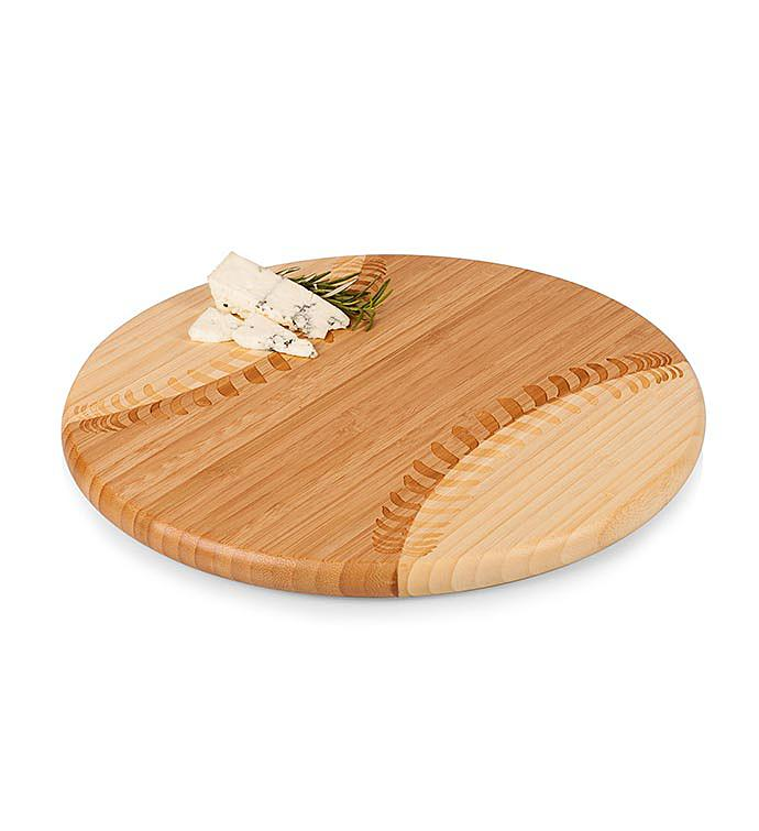 Home Run Baseball Cutting Board