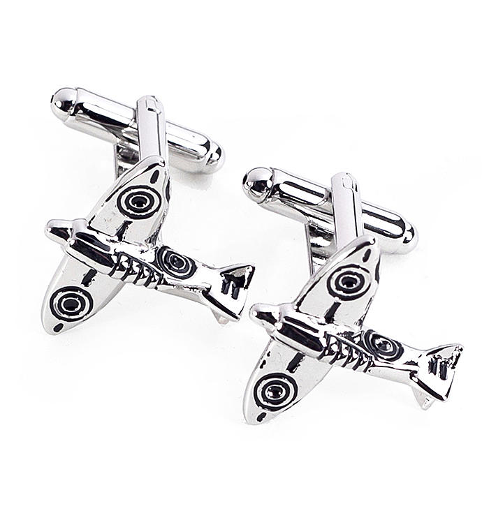 Airplane Cufflinks