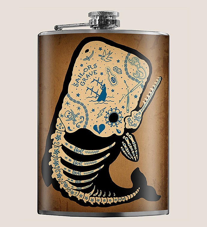 Nautical Flasks