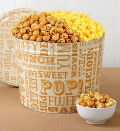 2 Gallon Popcorn Lovers Pick-a-Flavor