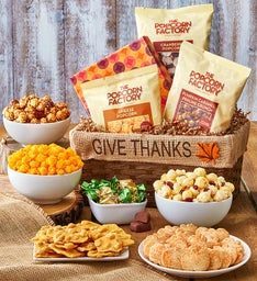 Give Thanks Basket