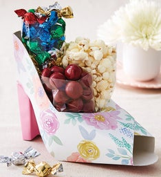 Mother's Day Shoe Shaped Gift Box