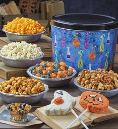Halloween Potions Snack Assortment
