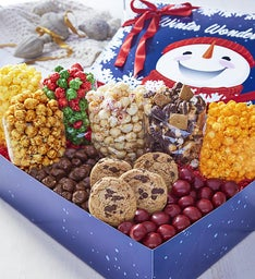 Winter Wonderland Ultimate Snack Gift Box