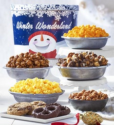 Winter Wonderland Tin Grand Snack Assortment