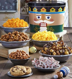 Nutcracker Tin Grand Snack Assortment