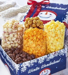 Winter Wonderland Petite Snack Gift Box