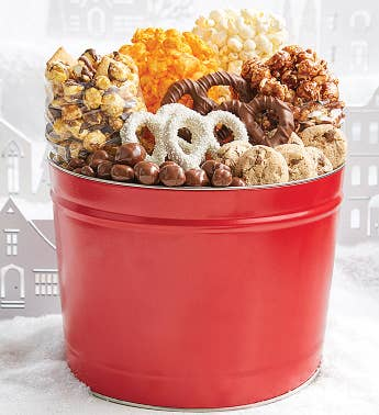 2 Gallon Simply Red Grand Snack Assortment