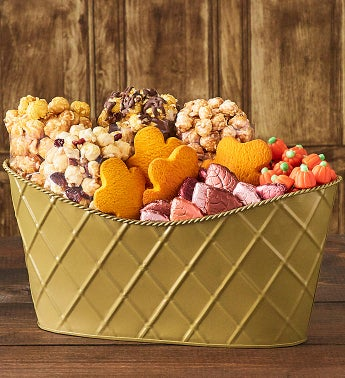 Fall Splendor Basket