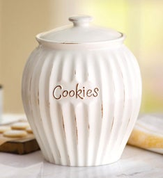 Heirloom Cookie Jar