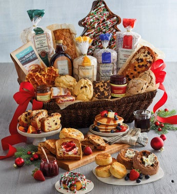 Grand Holiday Gift Basket