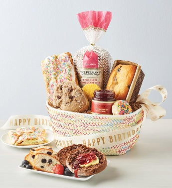 Birthday Gift Basket